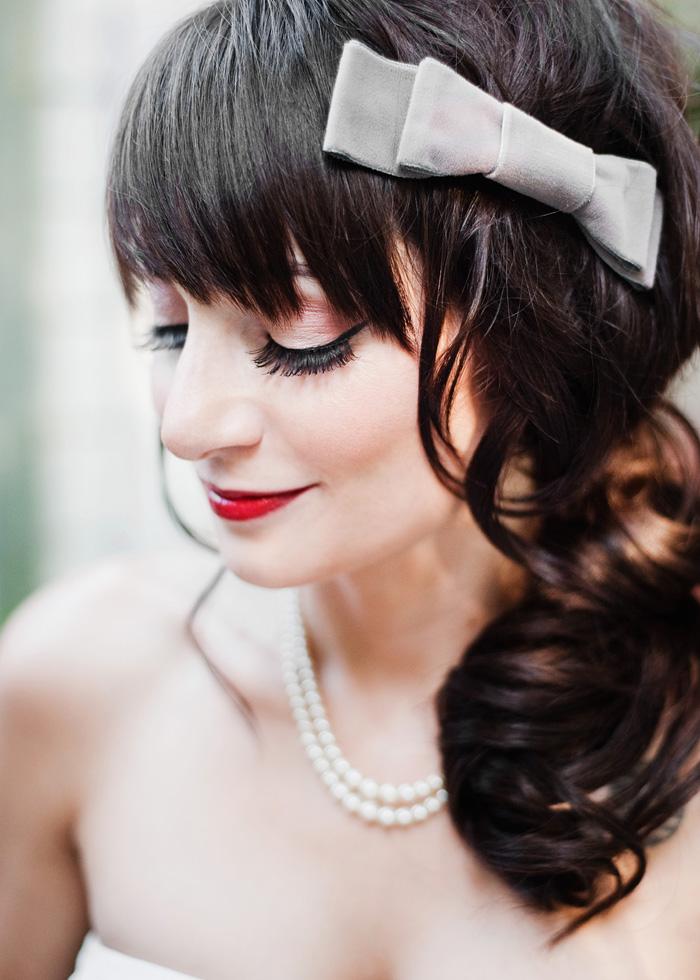 White House Redding: Bride