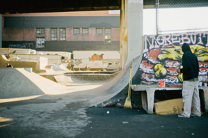 Burnside Skate Park - PDX Portland lifestyle