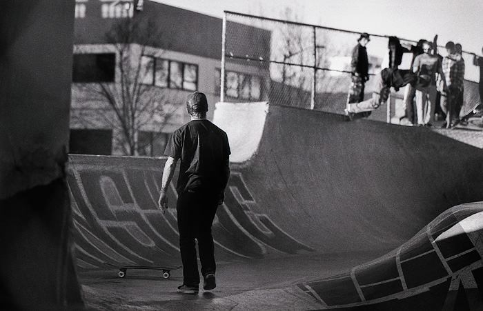 Portland Oregon - Burnside Skatepark