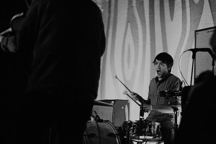 Bob Reynolds - Drummer - Doug Fir Lounge