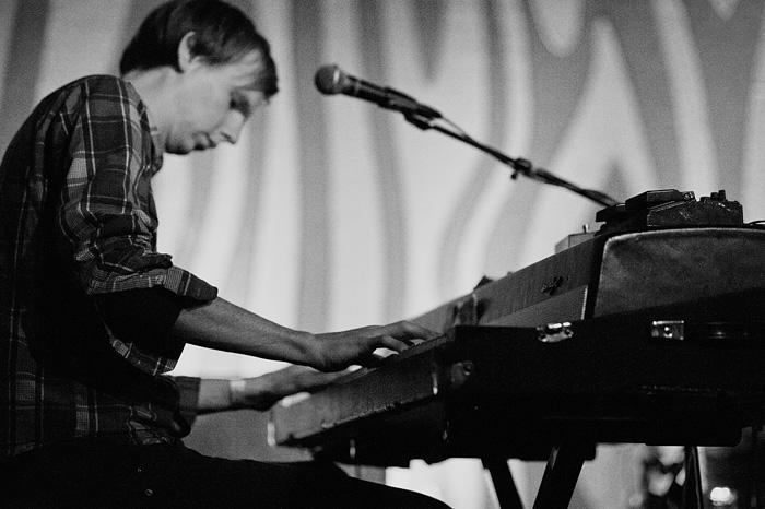 Chris Miller - Green Hills Alone - Doug Fir Lounge - Rhodes Piano