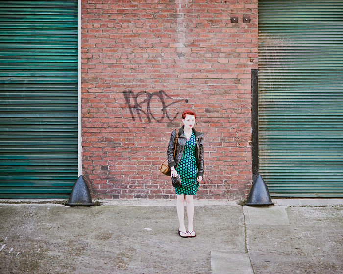 Modern Portland Portrait Photographer