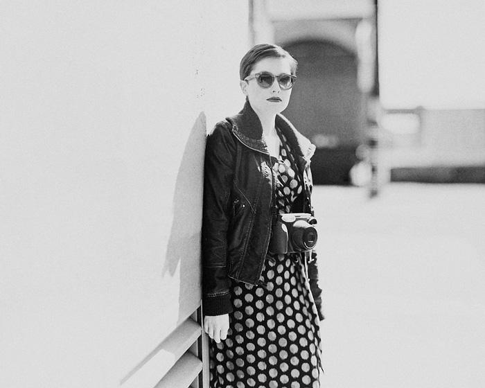 Modern Portland Portrait Photographer - Bokeh Panorama