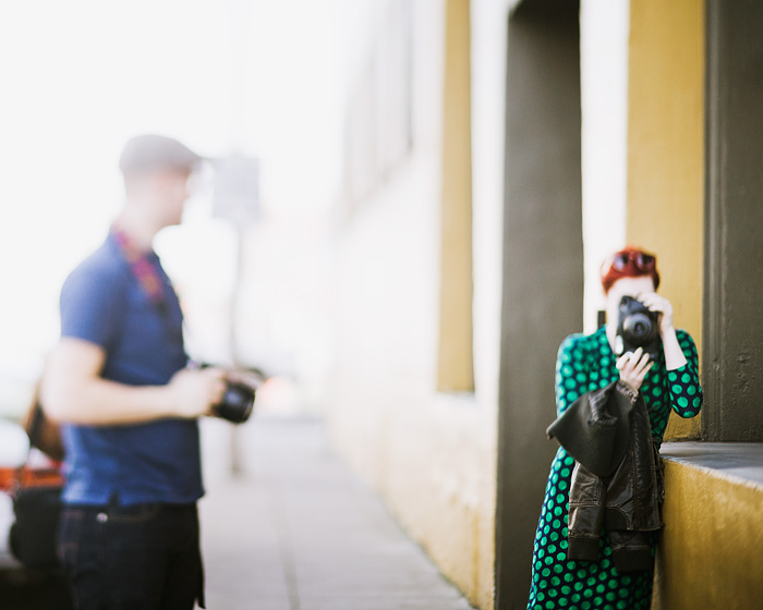 Freelensing - You Taking a Picture of Me Taking a Picture of You - Meta