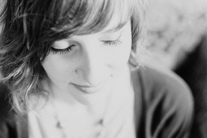 Jenica's Eyelashes - Portland Portrait Photographer