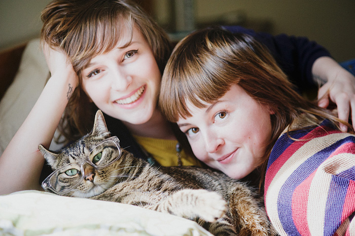 Jenica, Kelsey and Diego - Family Portrait