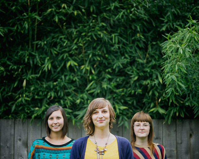 Lara, Jenica and Kelsey - Portland Portrait Photographer
