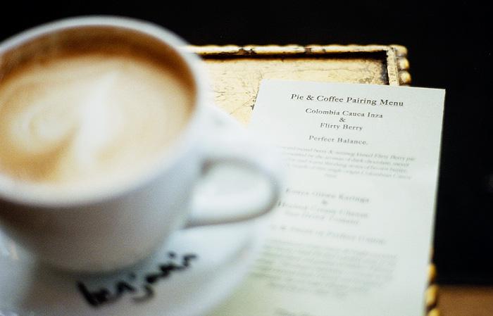 Latte - Random Order - Portland, OR