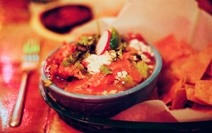 Bryan's Bowls at Por Que No - Portland Food Photographer