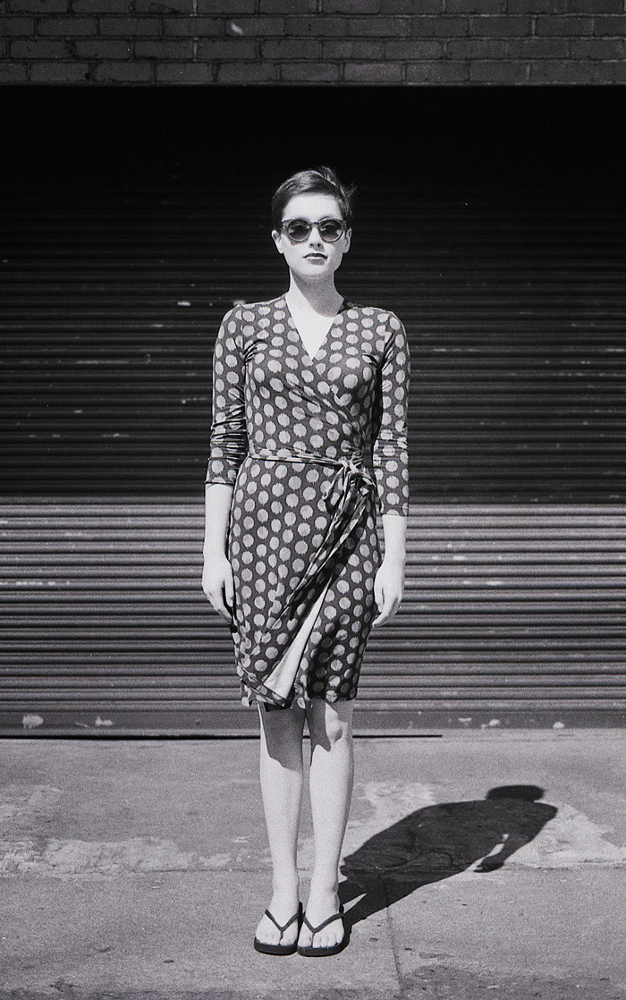Portland Portrait Photographer - Jade Sheldon - 35mm Film
