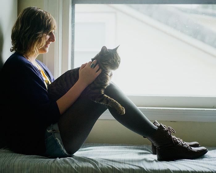 Jenica and Diego - Portland Pet Photographer