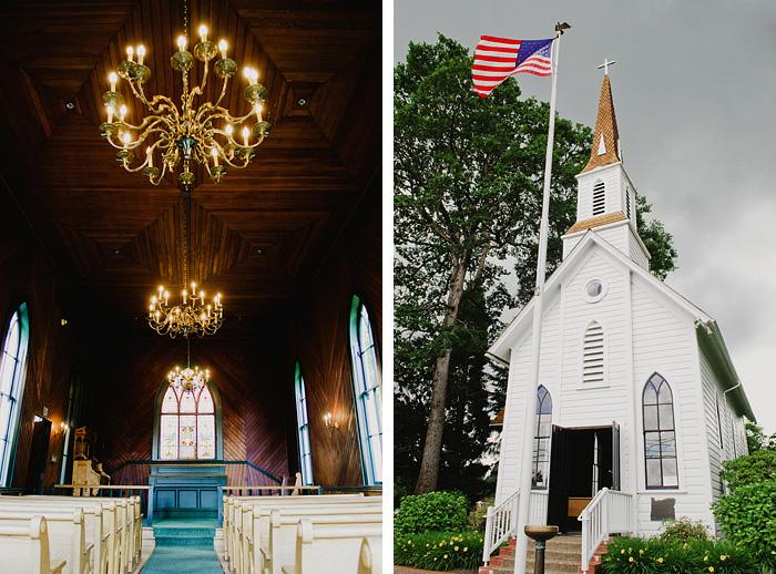 Oaks Pioneer Church Wedding Photographer - Sellwood, OR