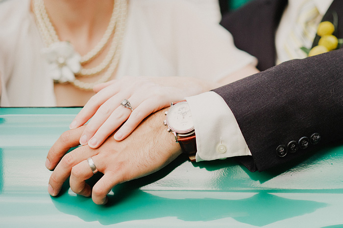 Sellwood Wedding Photographer - Oaks Amusement Park - Rings