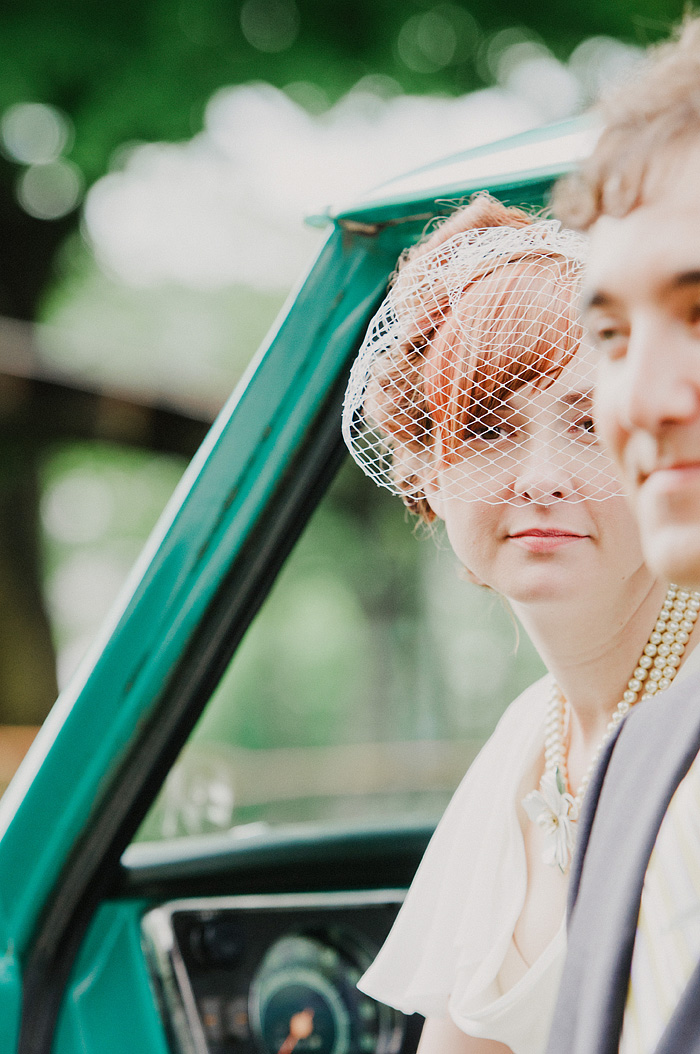 Oaks Amusement Park Wedding - Sellwood, OR