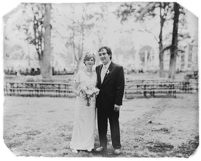 Vintage Oaks Pioneer Church Wedding Photographer - Oaks Amusement Park