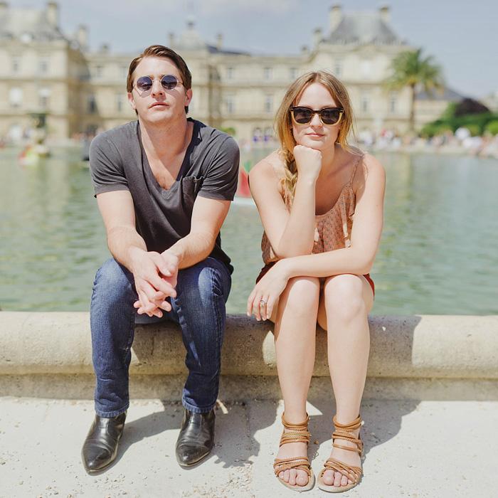 Paris Engagement Photographer - Paris elopement