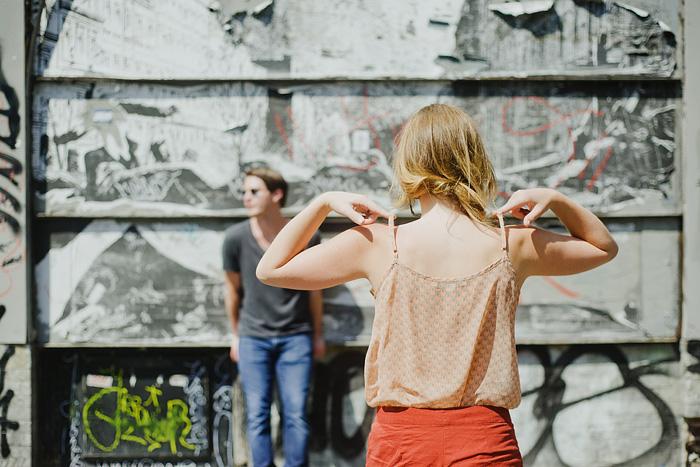 Portland portrait photographer - Paris elopement