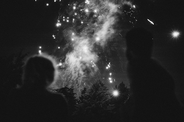 Portland Lifestyle Photographer - Illegal Fireworks on Mt. Tabor