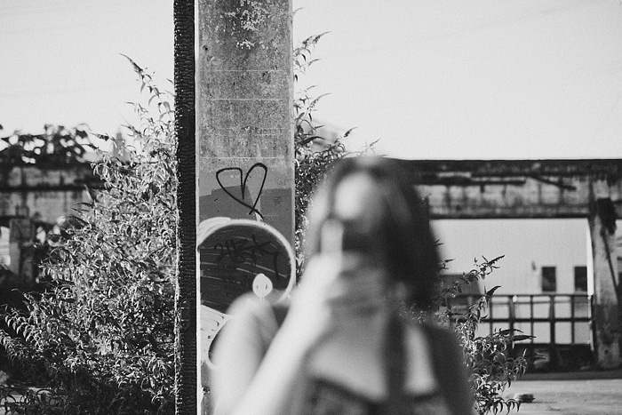 Portland Lifestyle Photographer - Tresspassing at the Flickr Mixr
