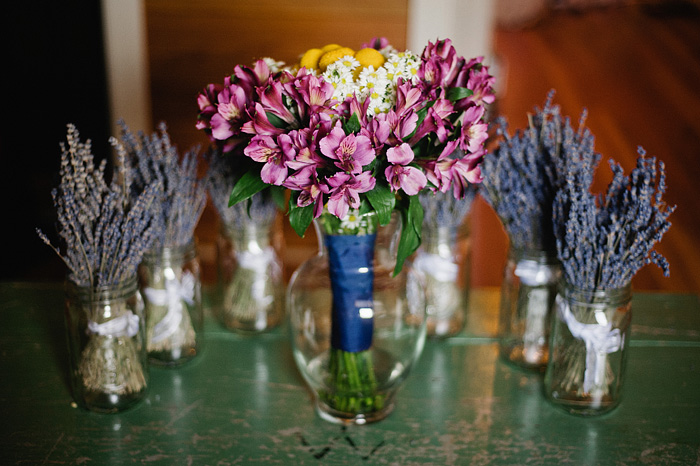 McCloud Mercantile Inn Wedding - Bridal Bouquets