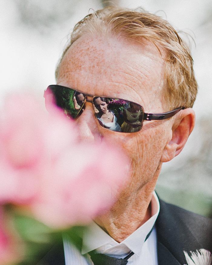 Redding Wedding Photographer - Father of the Bride