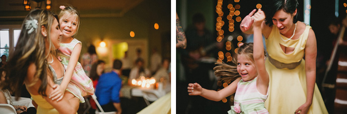 Redding Wedding Photographer - McCloud Mercantile Inn - Dancing