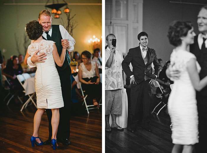 Redding Wedding Photographer - McCloud Mercantile Inn - First Dance