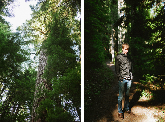 Portland Lifestyle Photographer - Portraits in Lost Lake