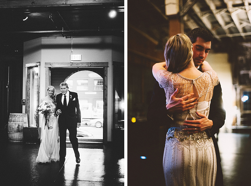 Sodo Park in Seattle, WA - 2014 Best of Portland Weddings