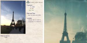 SLR670m Review - Sample Exposures using the Pocket Light Meter App