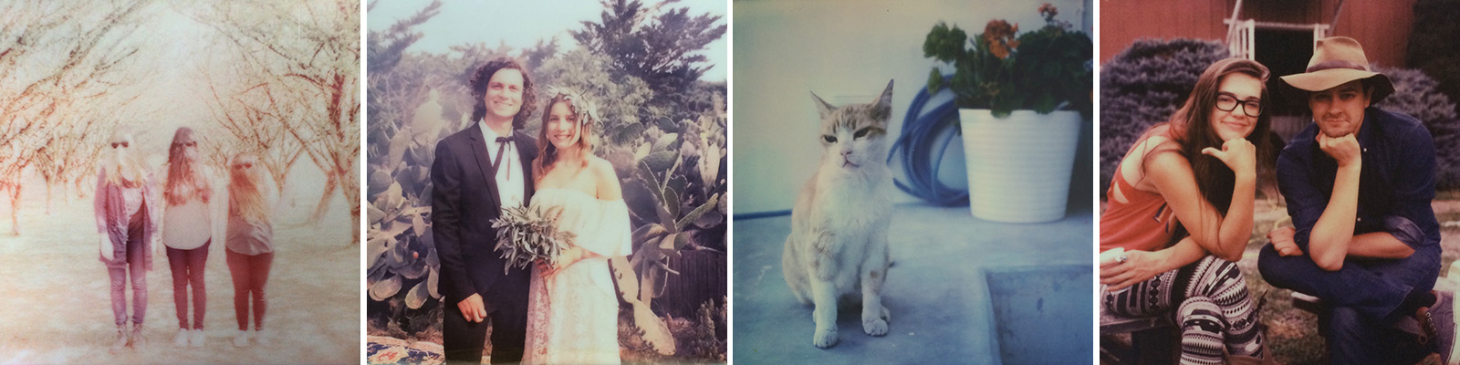 MiNT SLR670m Review - Sample Polaroids shot with the Time Machine