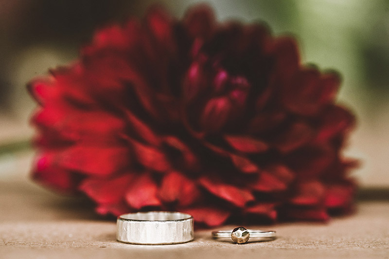 Mount Tabor Wedding Rings