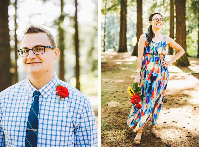 Mount Tabor Wedding Portraits