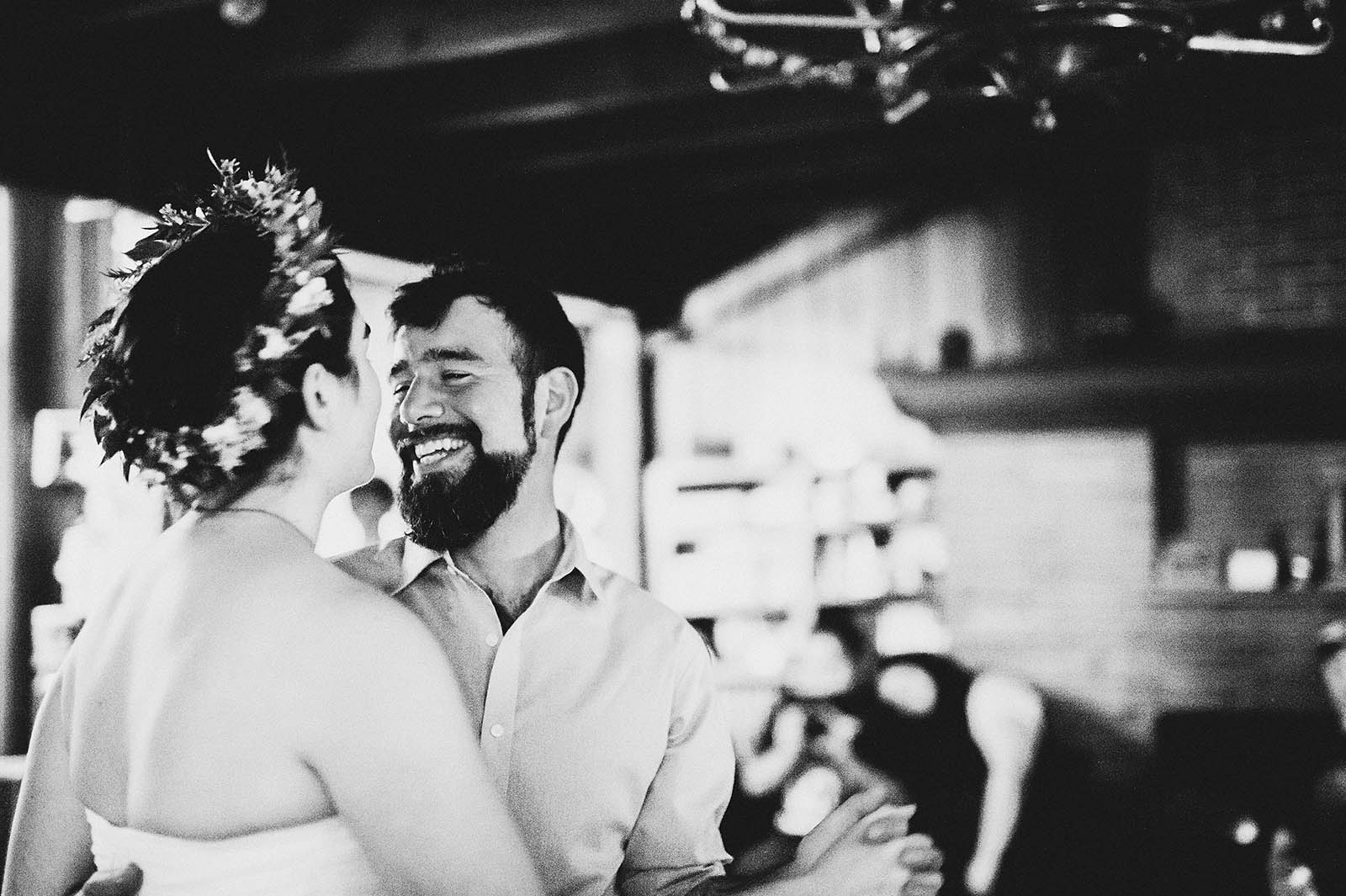 First Dance | SouWester Lodge Wedding