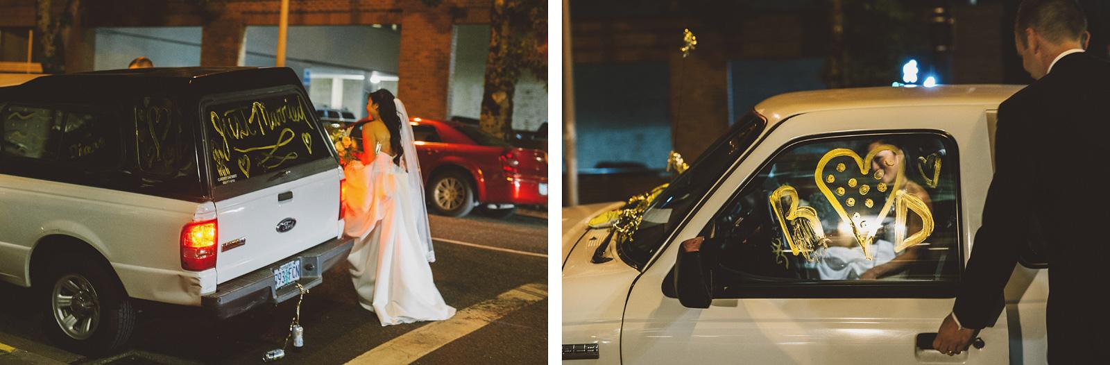 Diane & Rick\'s Lan Su Chinese Garden Wedding in Portland, OR