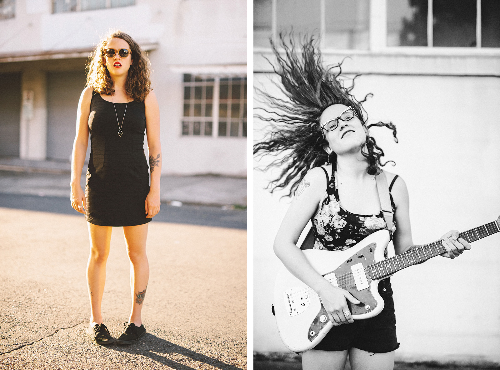Sallie Ford | Portland Band Photographer