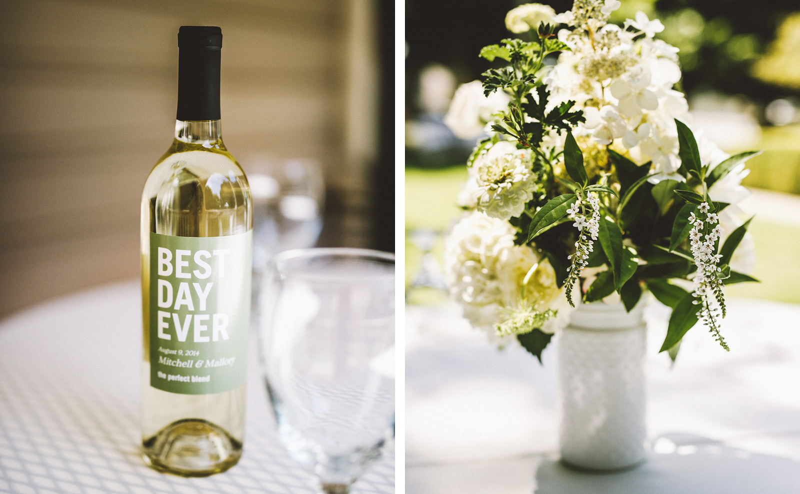 Flowers by Hilary Horvath | Fort Vancouver Wedding in Washington