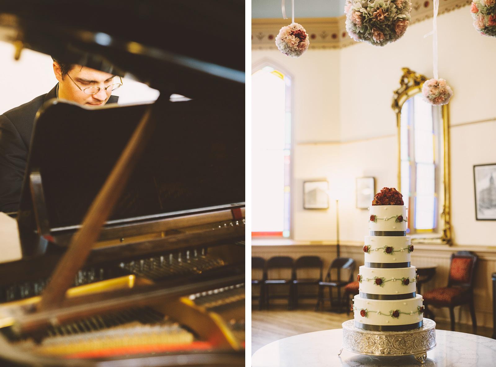 Wedding cake | Old Church Wedding Photos