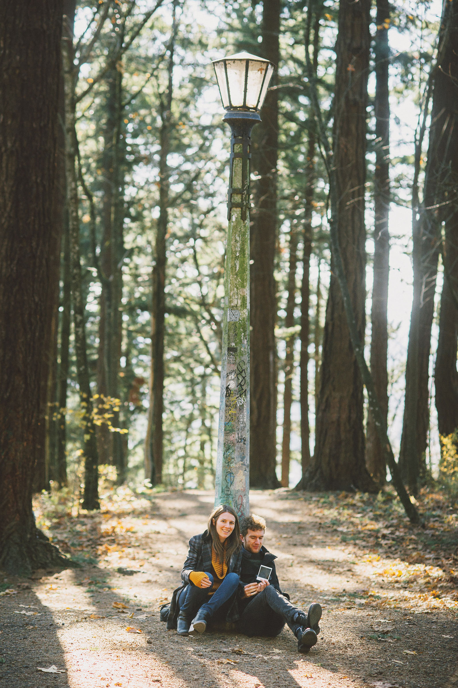 Mt. Tabor Engagement Session