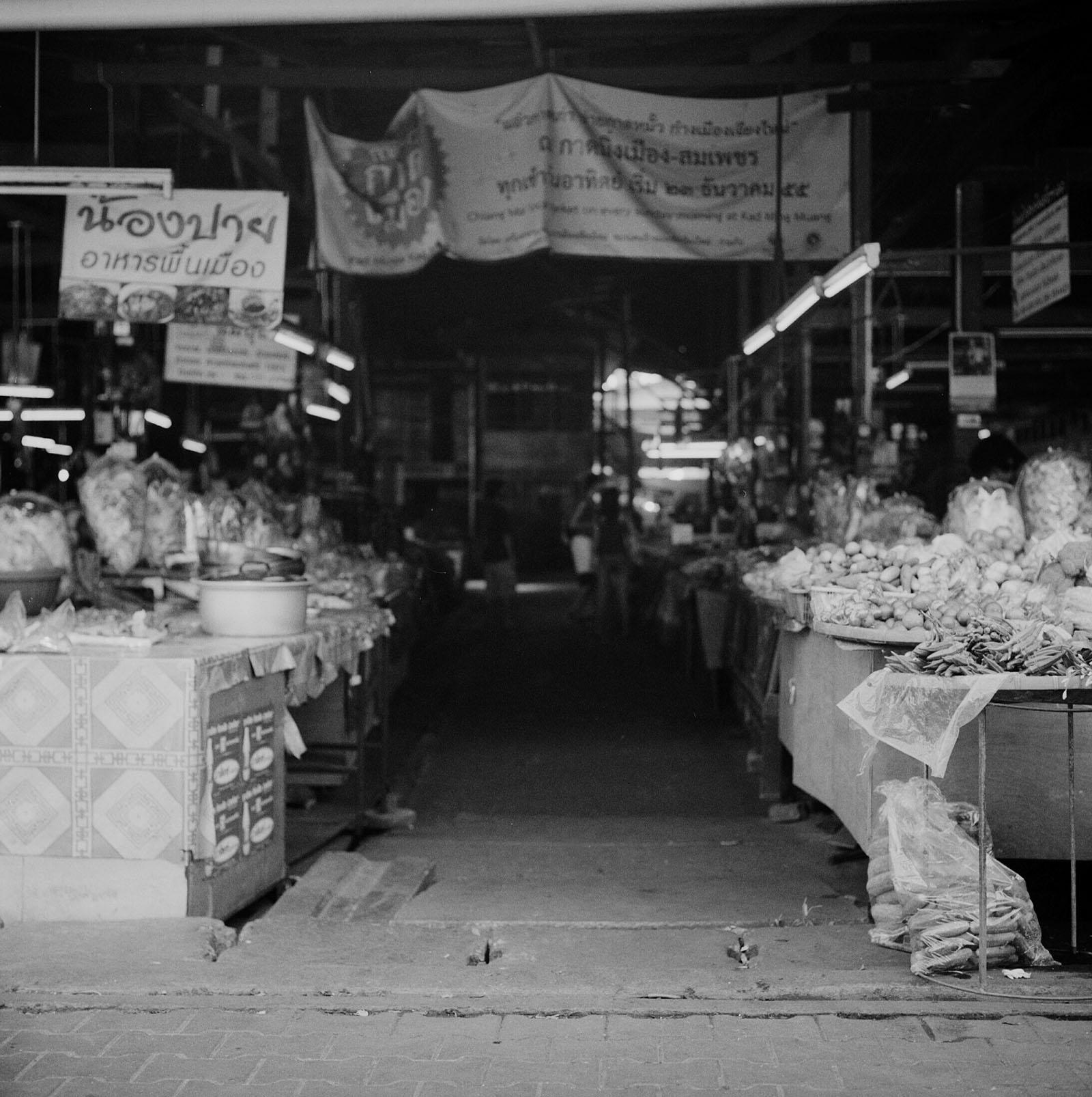 Street Markets in Chiang Mai | Thailand Travel Photos