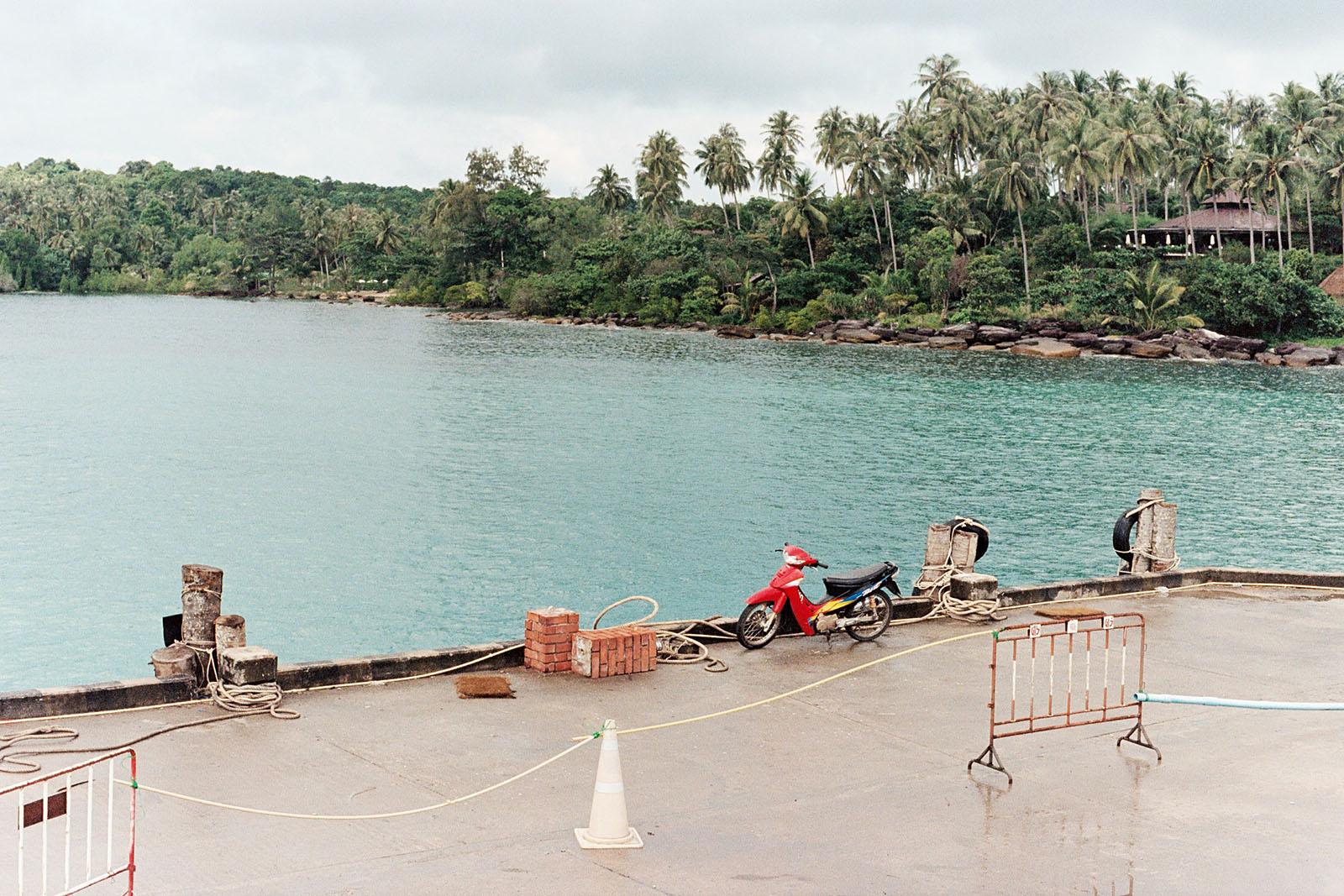 Ferry ride through the Gulf of Thailand | Thailand Travel Photos